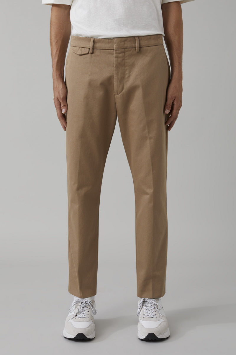 Pantalon Atelier Tapered - Deep Dune - Homme Pantalons, Homme Closed