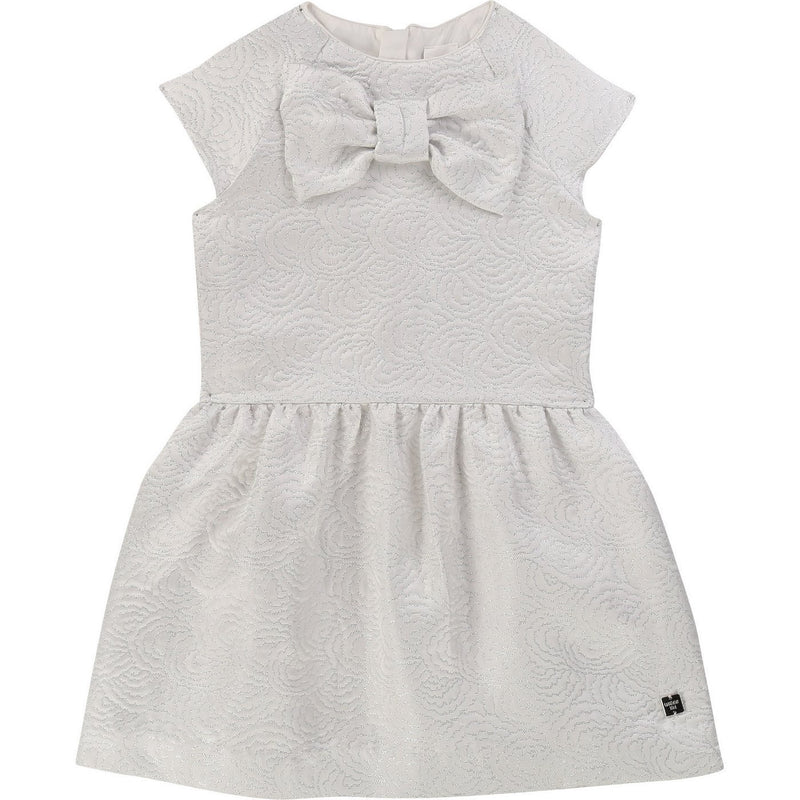 Robe Ceremonie - Offwhite - Enfant Fille Enfant Fille Billie Blush & Carrément Beau