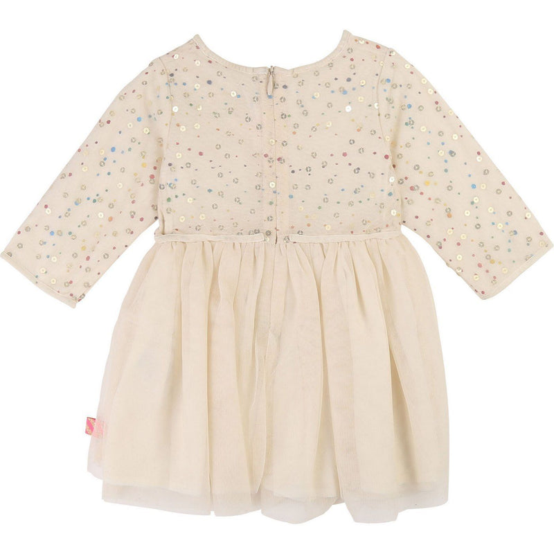 Robe De Ceremonie - Rice - Layette Fille Layette Fille Billie Blush & Carrément Beau