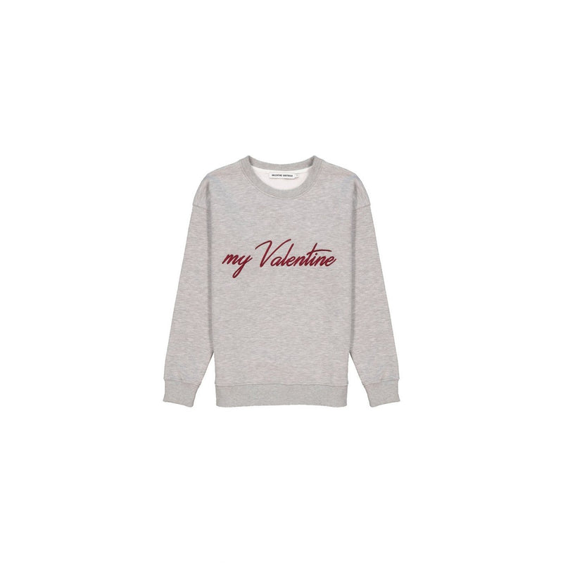 Sweat Keziah Grey Valentine - Maille Et Sweats - Valentine Gauthier - The Bradery