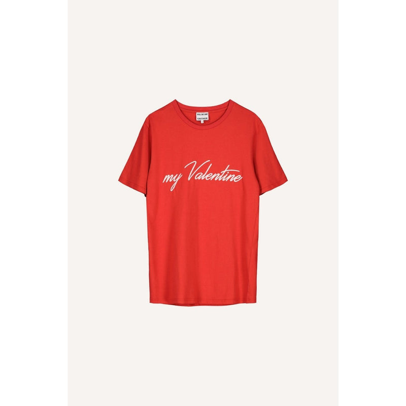 T-Shirt Harris Hot Sauce - Chemises Et Tops - Valentine Gauthier - The Bradery