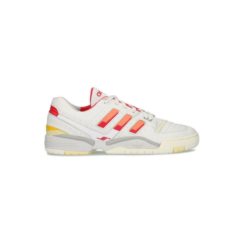 Torsion Comp White Red - White Baskets Adidas