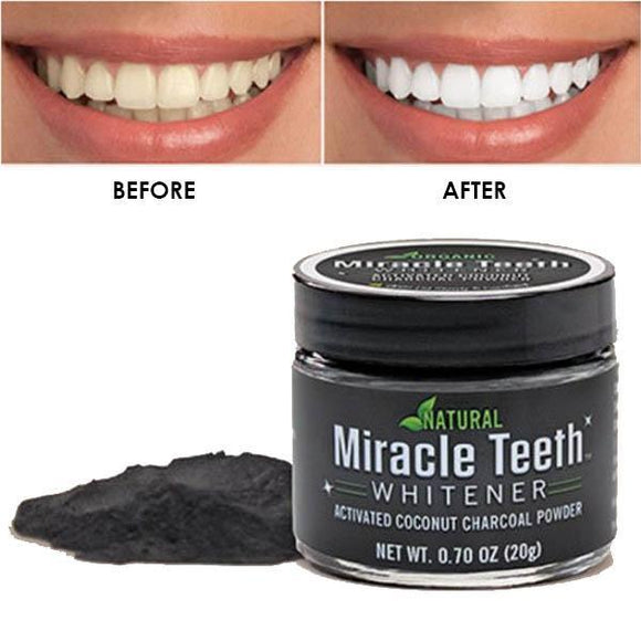 Miracle Teeth Whitener Health & Beauty Souqdealz