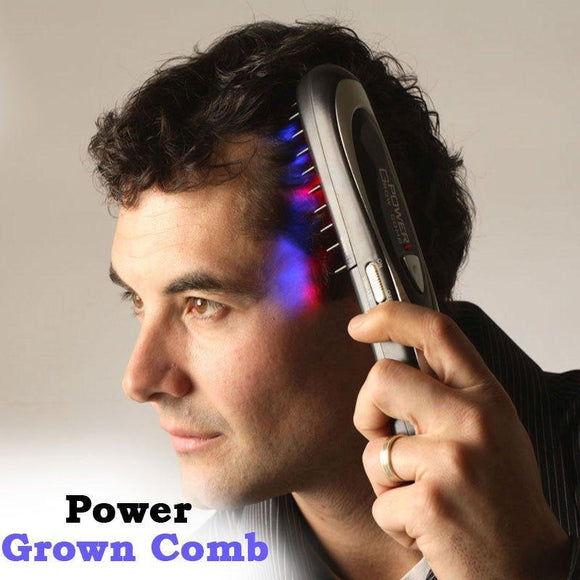 Power Grow Comb Stops Hair Loss Health & Beauty Souqdealz