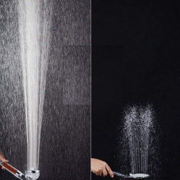 High Pressure & Water Saving Showerhead