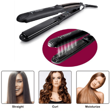 Flat Steam Iron Hair Straightener Professional
