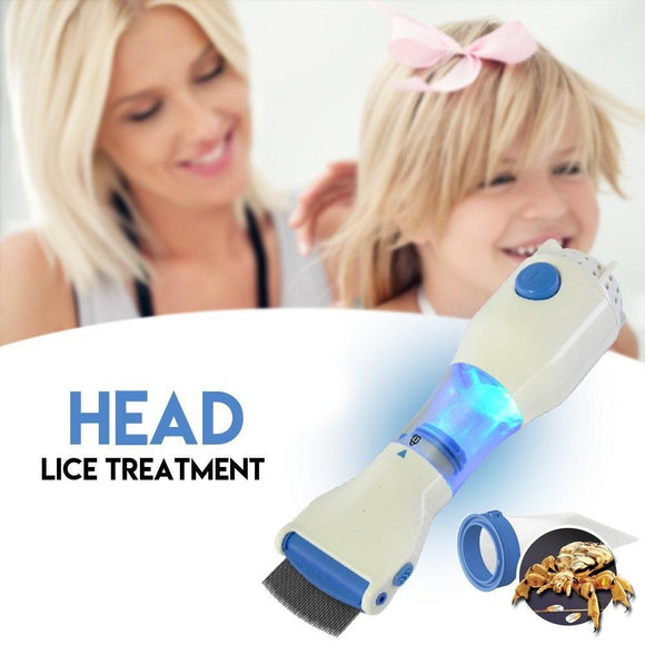 Electric Head Lice Comb Health & Beauty Souqdealz
