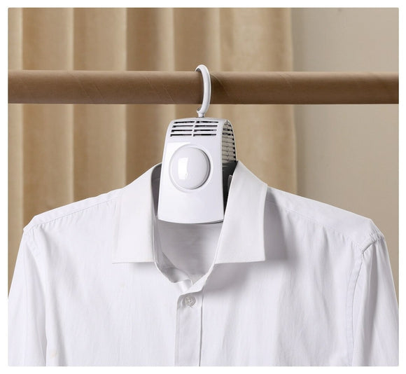 Portable Electric Clothes Dryer Hanger