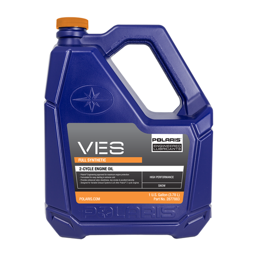Polaris VES Full Synthetic 2-Cycle Oil
