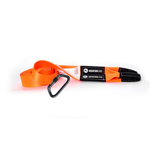 Tow Strap with Carabiner