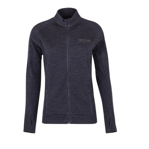 Ladies Merino Zip Thru