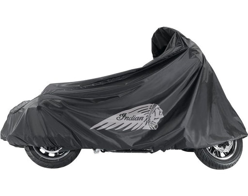 Indian Chieftain Full All-Weather Cover, Black