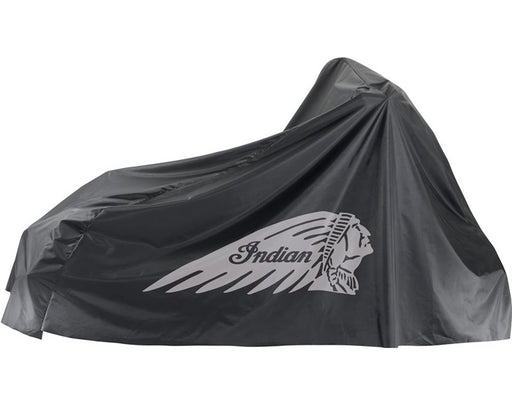 Indian Universal-Fit Full Dust Cover, Black
