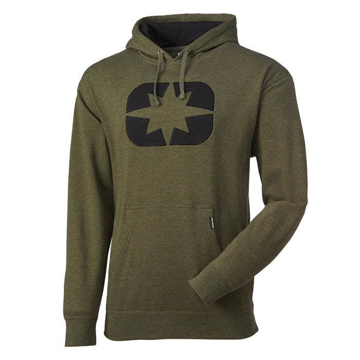 Mens Icon Hoody Green