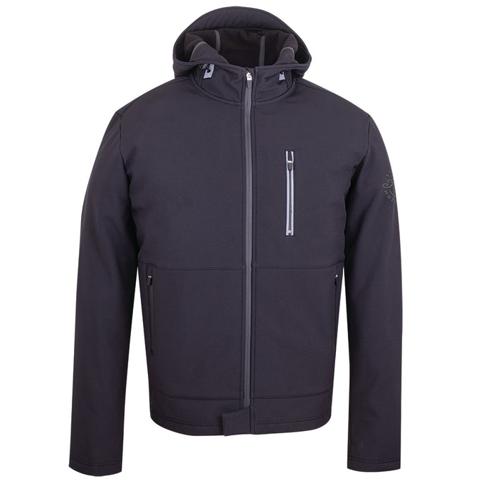 Men's Casual Softshell Jacket
