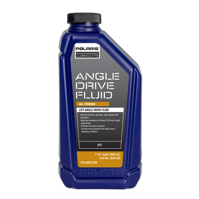 Polaris Angle Drive Differential Fluid