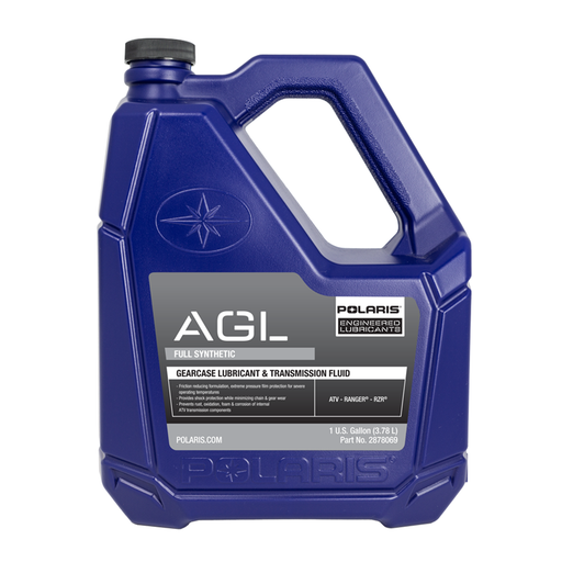 Polaris AGL Automatic Gearcase Lubricant and Transmission Fluid
