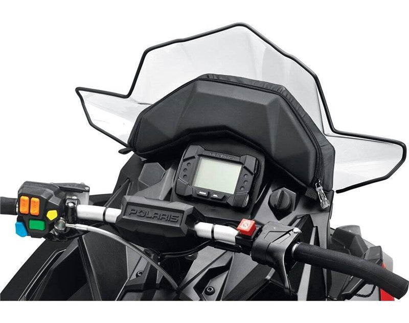 Lock and Ride Heated Windshield Bag