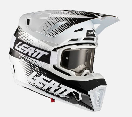 Leatt Off Road 7.5 Helmet with Goggles