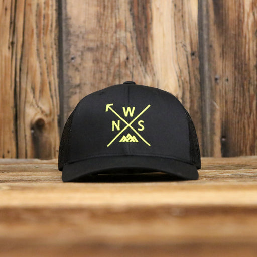 NWS Arrow Neon Curved Hat