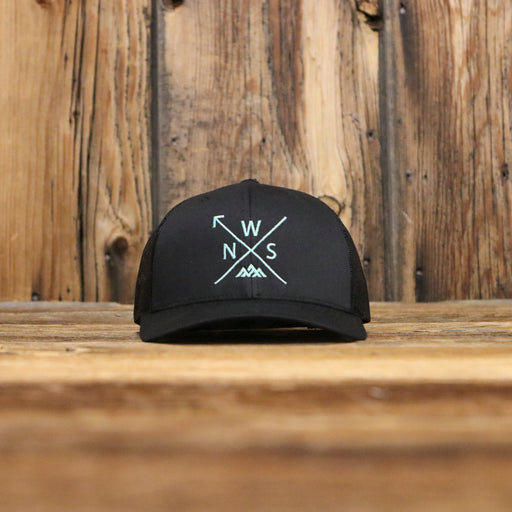 NWS Arrow Mint Curved Hat