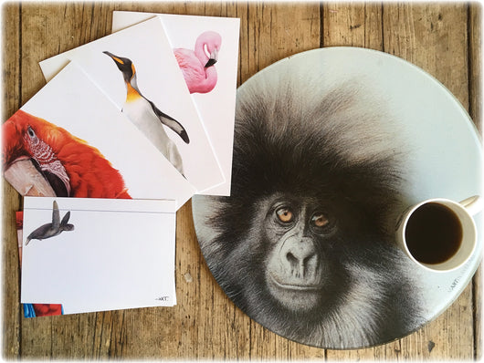 Wildlife art products by Martin Aveling (mART)