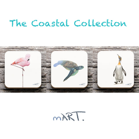 Coasters (The Coastal Collection)