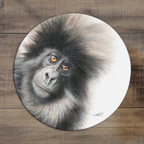 Glass Worktop Saver (Mountain Gorilla) - Martin Aveling
