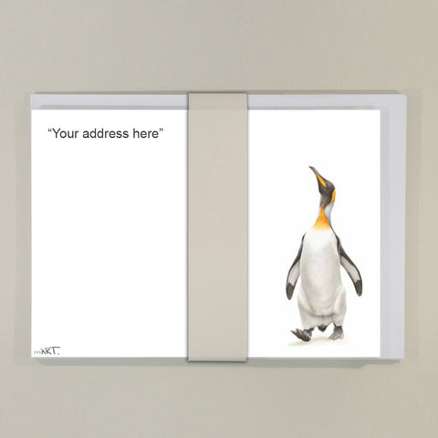 Personalised Notecards - Martin Aveling