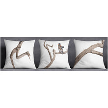 Cushion Canvas (Treeptych) - Martin Aveling