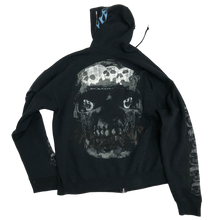 Skullz Zip Up