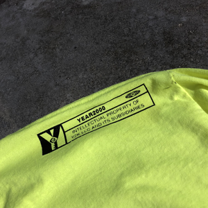 Safety Green Longsleeve® X-Large