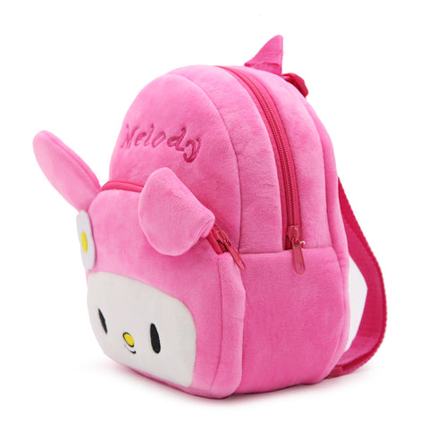 Cute Baby Cartoon Rabbit Melody Backpack Bags SE