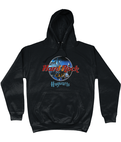 AWDis College Hoodie Harry Potter Hard Rock cafe Hogwarts (bbb