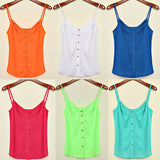 Candy Blouse Strap Tank Top