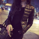 Jacket Outwear Women Winter Down Coat