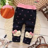 pants a fleece Footless new infant knit