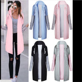 Jacket Long Cardigans Spring Outerwear Coats Female