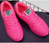 Shoes Spring Tenis Feminino Casual Outdoor Walking