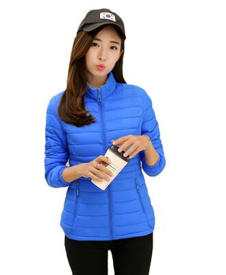 Jacket Light Soft Cotton-Down