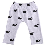 Cute Lovely Baby Cartoon Pants