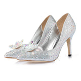 Cinderella Shoes Crystal