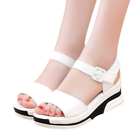 shoes Women Soft Leather Casual