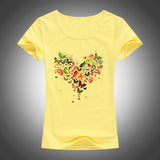 t shirt women beautiful spring