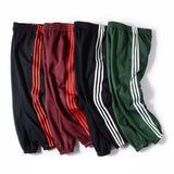 Striped Hip-hop Joggers Pants Unisex