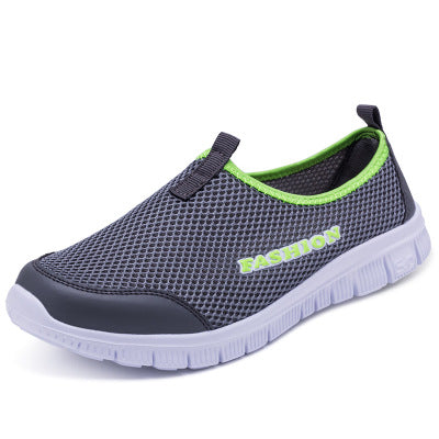 Shoes Summer Casual Shoes Lady Walking Outdoor Sport Comfortable