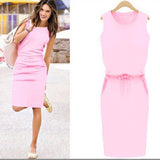 Dress  women casual Summer