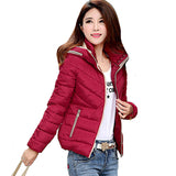 jacket candy color stand collar coat womens