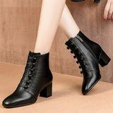 Combat Military Motorcycle Gothic Punk Boots SE