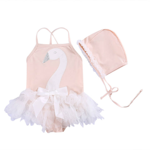 Bikini Set Tutu Swimsuit Beachwear